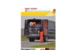 ROM SmartCombi - Model 1500 litres - HP/Vac Combined Units Brochure