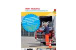 ROM Smart - Sewer Jetting Trailers Brochure