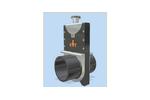 Model KLSA 100 - 500 - Inline Penstock
