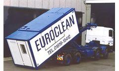 Vacu-Press - Model 8000/6,1M - Container