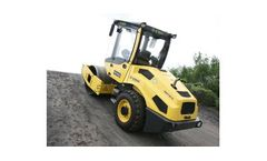 Bomag - Model BW 145 DH-5 - Single Drum Rollers