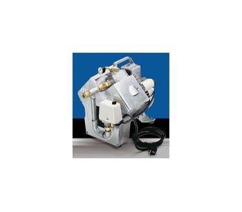ABN - Model V-MEKO 250/300/400/400-MDR 250/300/400/400-MDR - Oil-Free Compressed Air