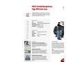 AGU - Model EPC1100 eco - Container Press Brochure