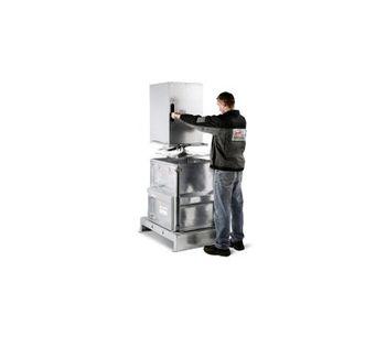 AGU - Model EPB - Bale Press