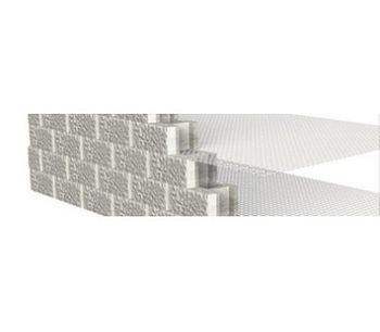 NAUE m3 - Model BLOCK  - For Reinforced Slope and Retainig Wall System