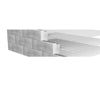 NAUE m3 - Model PANEL - For Reinforced Slope and Retainig Wall System