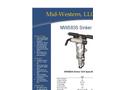 MWS83 Sinker Drill- Brochure