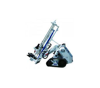 MW - Model HRM110 - Hydraulic Rotary Drill