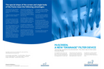 McScreen - Drainage Filter Device Brochure (English)