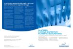 McScreen - Drainage Filter Device Brochure (Italian)