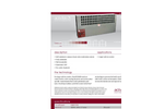 activTek - Model AP5 MBOE - Fully Automatic Self-Containted Compact Wall Mountable Odor Eradication System - Brochure