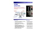 Aerodyne - Aerosol Chemical Speciation Monitor (ACSM) Brochure