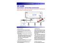 Aerodyne - Soot Particle Aerosol Mass Spectrometer Brochure