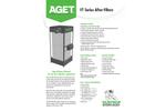 AGET DUSTKOP - Model FT Series - Baghouse Collector (Single Unit) - Brochure