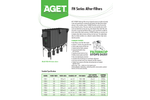 AGET FILTERKOP - Model FH Series - Baghouse Collector (Modular Unit) - Brochure
