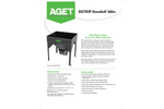 AGET DUSTKOP - Downdraft Tables, Benches, & Booths - Brochure