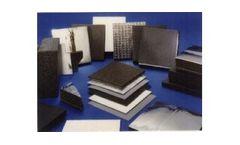 Model RX03 Series - Barrier/Absorber Composites