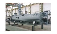 Waste Incineration Ash Drying and Pelletization