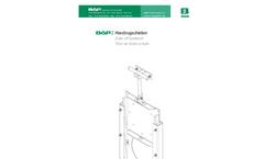 BAP - Model 2 - Draw-off Penstock Brochure