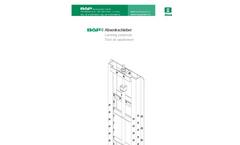 BAP - Model 6 - Lowering Penstock Brochure