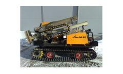 Geomachine - Model GM 50 GT - Soil Investigation Rig