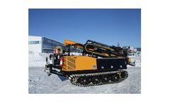 Geomachine - Model GM 100 GT - Soil Investigation Rig