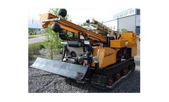 Geomachine - Model GM 65 GT - Soil Investigation Rig