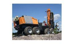 Geomachine - Model GM 8 GT - Soil Investigation Rig