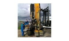 Geomachine - Model GM 200 GT - Soil Investigation Rig