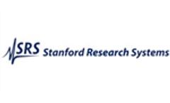 SRS - Model SR1 - Dual-domain Audio Analyzer