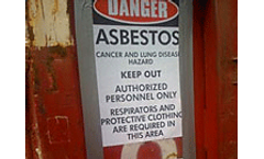 Mesothelioma and the prolonged effects of asbestos exposure
