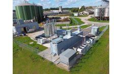 EnviTec Biogas announces construction of third biogas upgrading plant in Estonia
