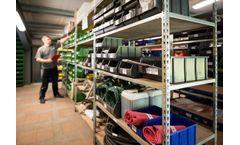 EnviTec - Spare Parts Service / Warehouse
