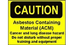 Asbestos Liability:  How Does a Company CEO Provide Financial Assurance?