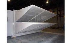 ComEnCo - Automotive Paint Shop Air Supply House / Air Make Up Unit