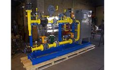 ComEnCo - Model Series AH - Process Air Heaters