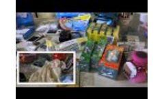 Flovac Vacuum Sewer Blockage Test Video