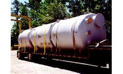Sodium Hypochlorite Tank