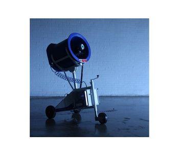 APPS - Model MRU - Mobile Rotary Atomiser