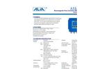 ALIA - Model AMC2100E - Electromagnetic Flowmeter - Brochure