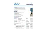 ALIA Smart differencial Pressure Transmitter ADP9000