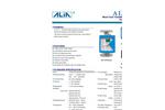 Alia Variable Area Flowmeter (Metal Tube Flowmeter),AVF250  GAS Steam measurement