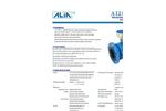 AMF900 ELECTROMAGNETIC FLOWMETER