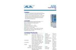 Alia Ultrasonic Flowmeter-Fixed Mounted,AUF750 Series