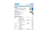 Alia Electromagnetic Flowmeter (Converter) AMC3100 ,Explosion proof