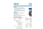 Alia Electromagnetic Flowmeter AMF300 Threaded type,water measurement