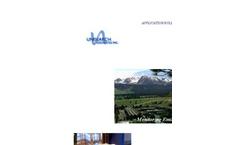 Unisearch Associates Application Note for LasIR Instruments - Brochure