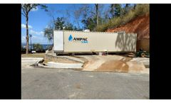 Emergency Mobile Seawater Desalination Plants from Ampac USA - Video