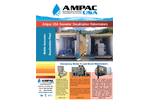 Ampac USA - Seawater Desalination Systems - Brochure