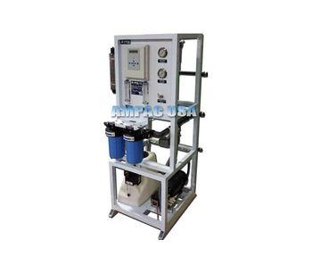Ampac - Model SW500-LC - Seawater Desalination Watermaker (Land Based)